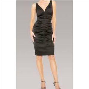 Xscape little black dress